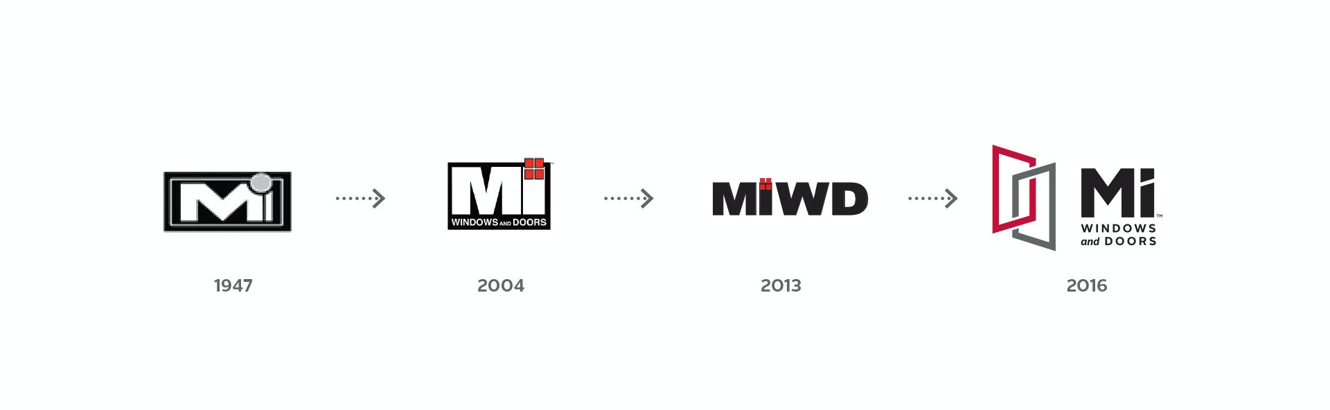 Logo creation history